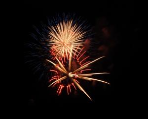 St Clair Fireworks 2