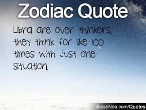 Libra over thinker